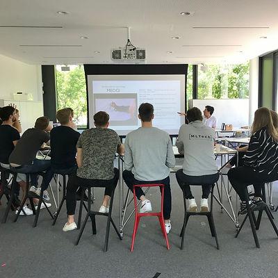 Design Thinking Vortrag und Panel