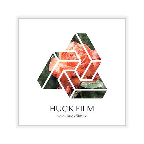 Huck Film Rose Sticker