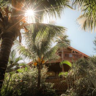 Villa Grazia Roatan Honduras West Side2.