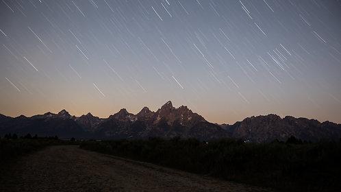 """Mountain Trails"""