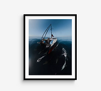 Avalanche Adventures Framed Print 2.png
