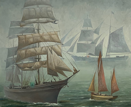 Brumes Navales