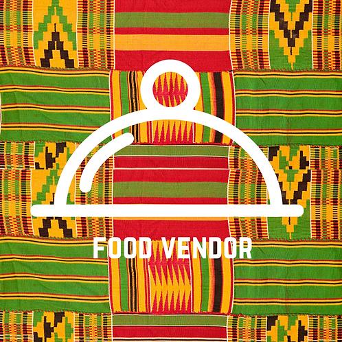 Food Vendor 2 DAY PASS