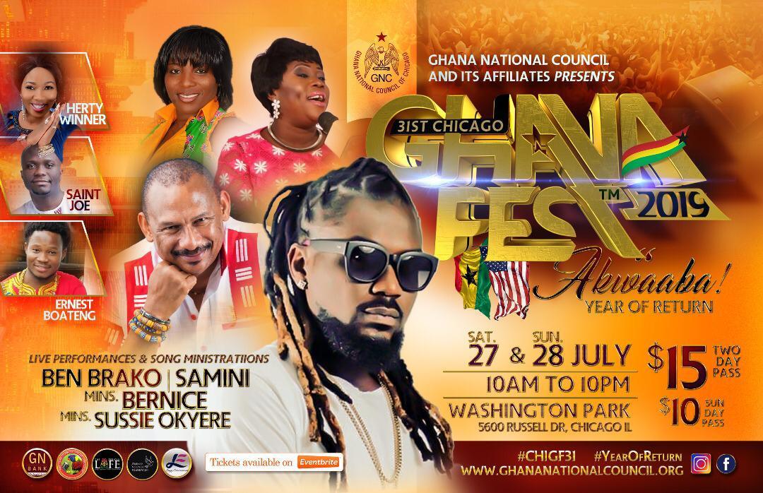 Ghanafest 2019