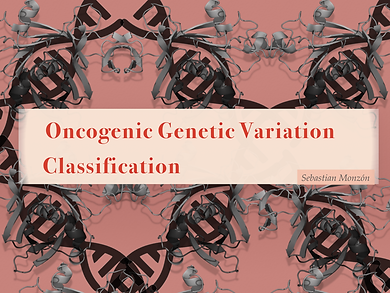 Oncogenic Genetic Classification Title.0