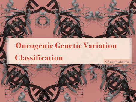 PROJECT: Oncogenic Genetic Variation Classification