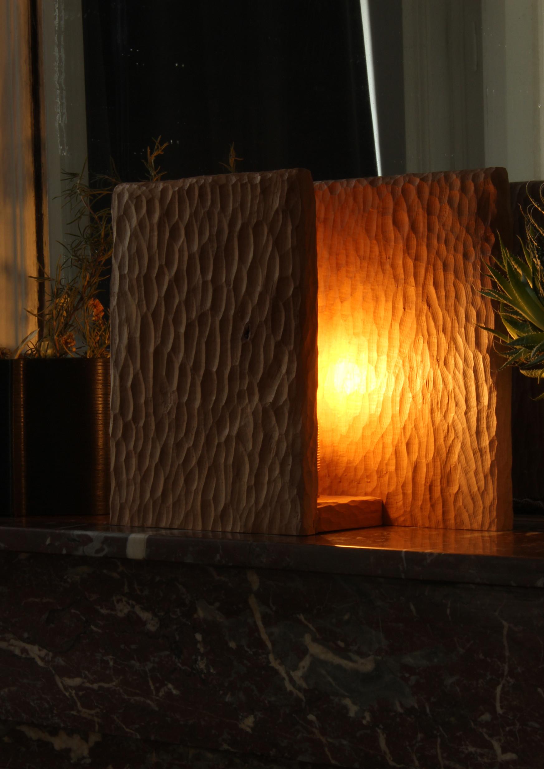 Sun Ripple Lamp