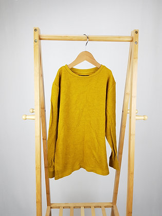 Next mustard sweater 9 years