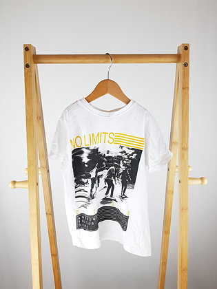 Primark no limits t-shirt 7-8 years