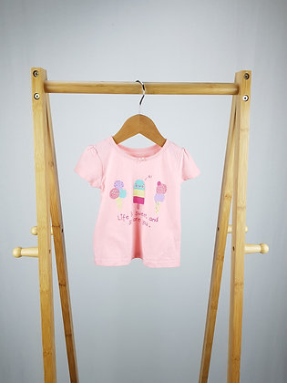 George sweet t-shirt 6-9 months