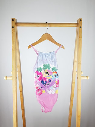 George My little Pony swimsuit 6-7 years