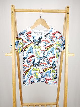 H&M DC Comics t-shirt 8-10 years