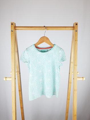 TU floral t-shirt 4-5 years