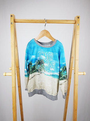 George endless summer sweater 4-5 years