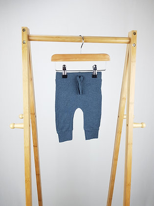 George ribbed bottoms 0-3 months