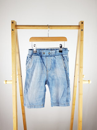 H&M denim shorts 5-6 years playwear