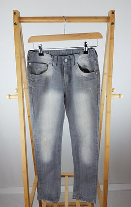 Dognose grey denim jeans 11-12 years