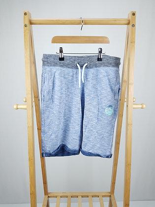 F&F blue shorts 12-13 years