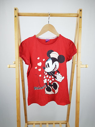 Disney at George Minnie Mouse t-shirt 13-14 years