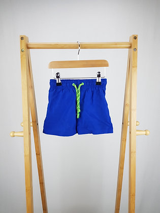 George blue shorts 2-3 years