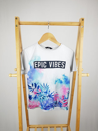George epic vibes t-shirt 10-11 years