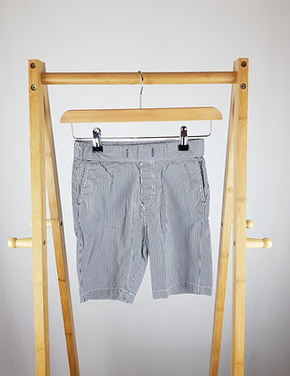 H&M striped shorts 6-7 years