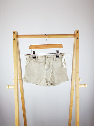 Kenji linen mix shorts 5-6 years