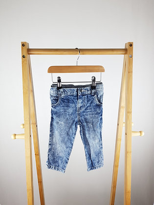 F&F jeans 9-12 months