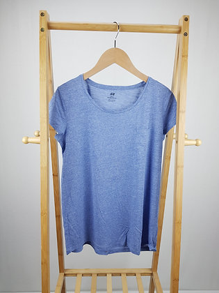 H&M blue t-shirt 14+ years