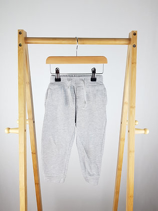 Pep&Co grey joggers 18-24 months