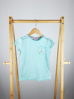 Mini club striped t-shirt 5-6 years
