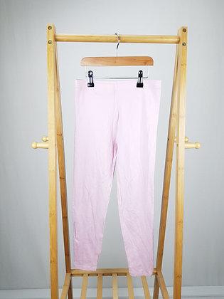 George pink leggings 11-12 years