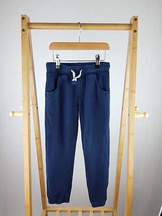 M&S navy joggers 5-6 years