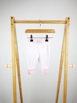 George striped bottoms 0-3 months
