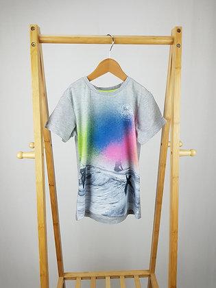 Matalan surfing t-shirt 8 years
