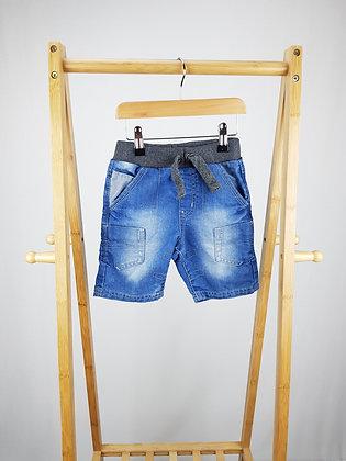 George denim shorts 4-5 years