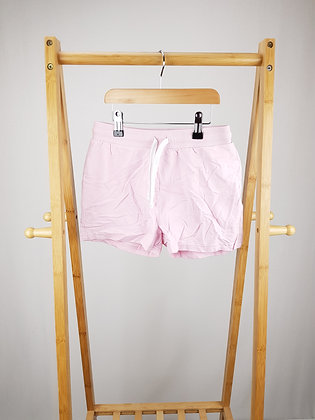 George pink shorts 9-10 years