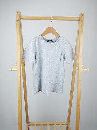 George grey t-shirt 6-7 years