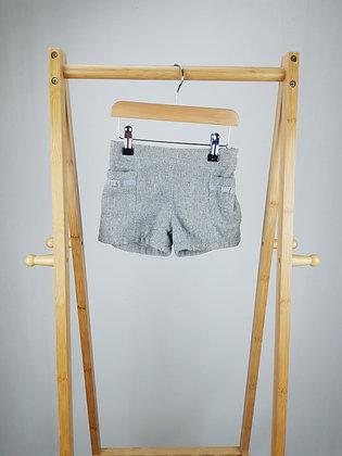 Mothercare grey shorts 5 years