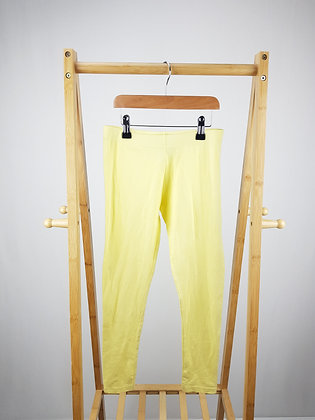 Next yellow leggings 11 years