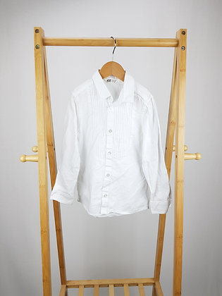 H&M white formal shirt 5-6 years