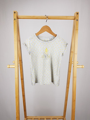 Next spotted lemon t-shirt 4 years