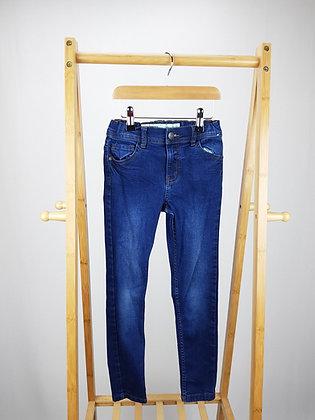 Denim Co skinny jeans 7-8 years