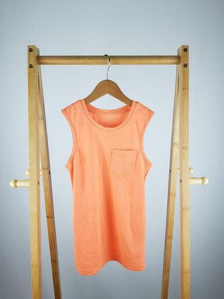 George orange vest top 7-8 years
