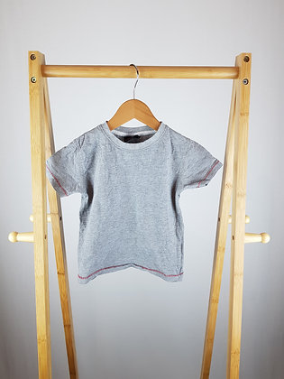 Next grey t-shirt 18-24 months