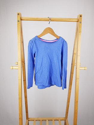 TU blue long sleeve top 4-5 years