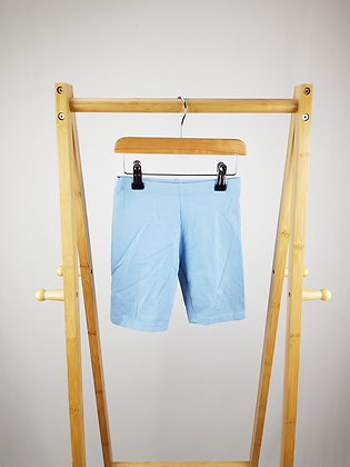 George blue shorts 7-8 years