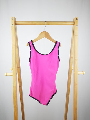 George pink swimsuit 7-8 years