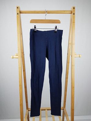 M&S navy leggings 13-14 years