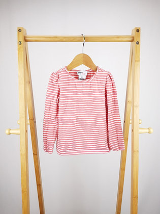 Bopster & mimi striped long sleeve top 2-3 years